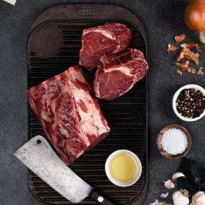 Cabernet Foods dry-aged scotch fillet steak