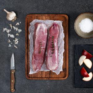 Heritage Pork Fillet, NZ pork