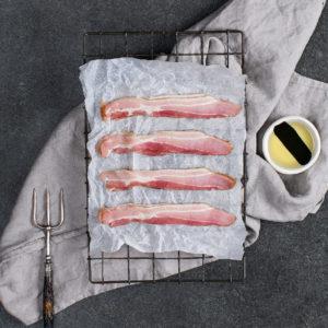 Pirongia Streaky Bacon, NZ pork